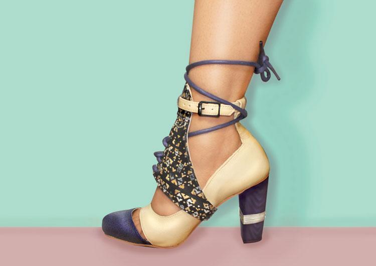 Footwear by Raisa Mondal