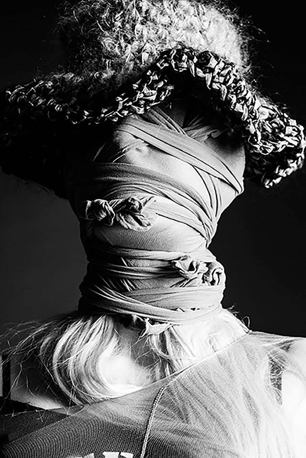 Sample shoot by Thurstan Redding BA (Hons) Fashion Textiles alumna Josephine Cowell.