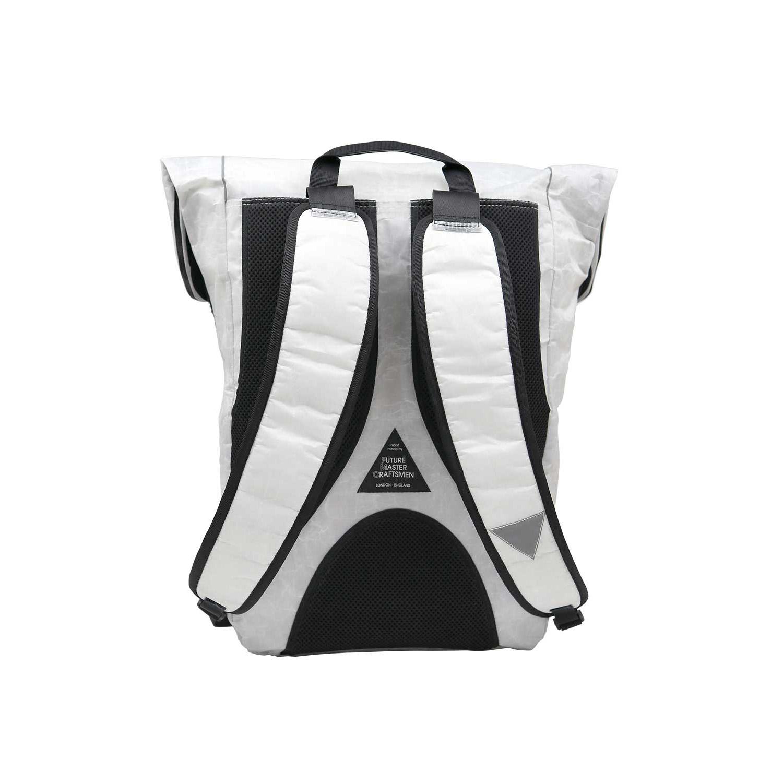 Alasdair's backpack.