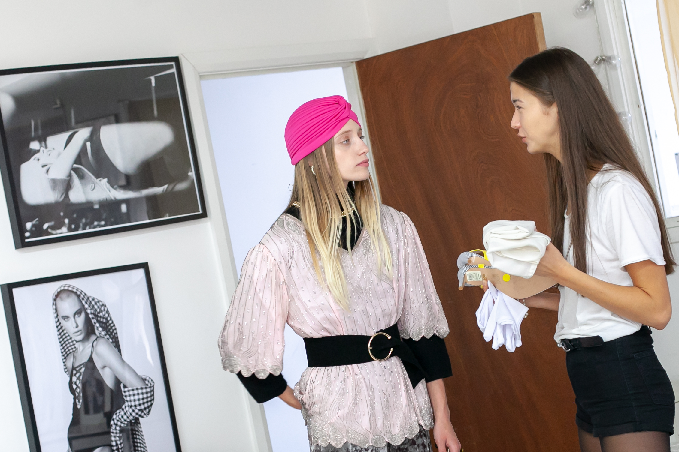 Fashion Styling and Media: Residential Summer School (14-16 Year Olds)