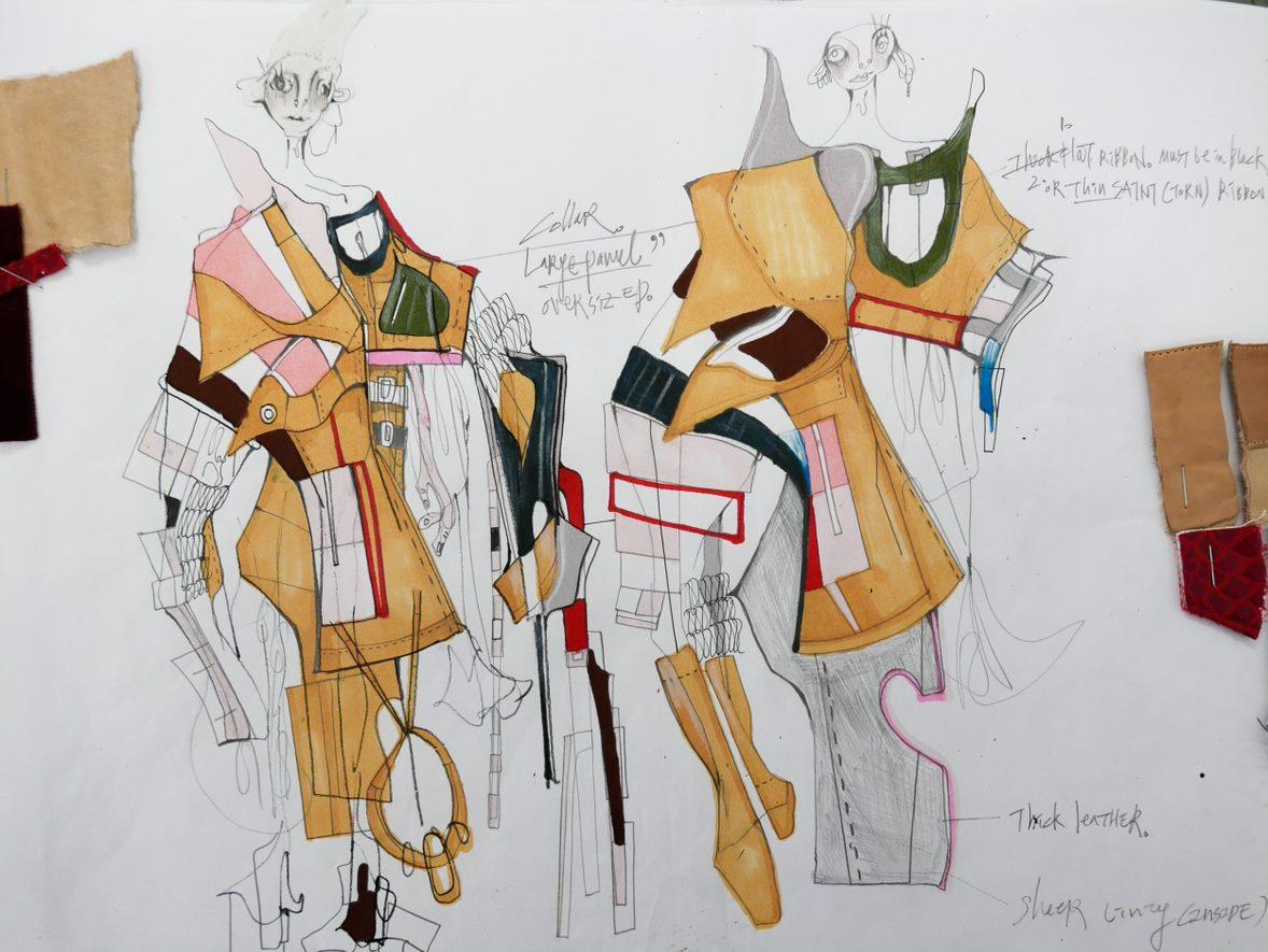 Fashion Portfolio (Weekend)