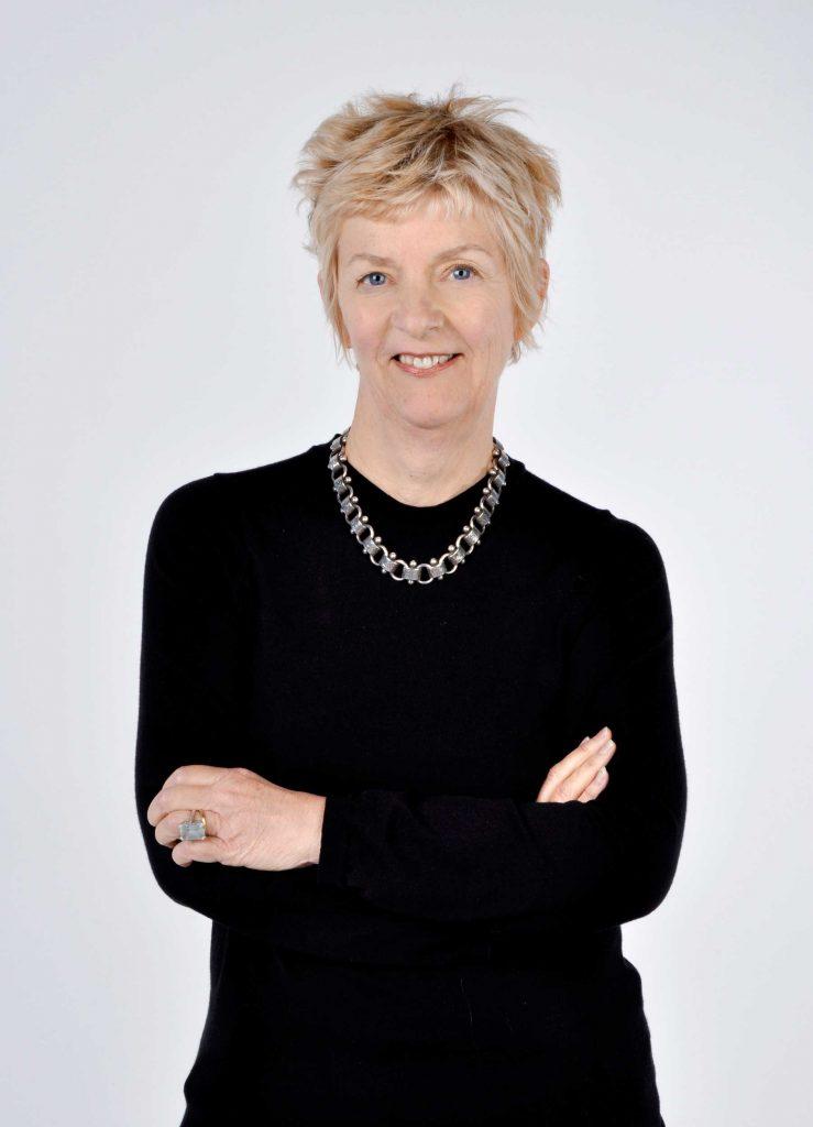photographic portrait of Jane Gottelier