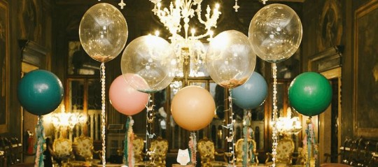 BonBon Balloons on location