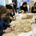 This Is An Art School, Central Saint Martins at Tate Exchange (photo: Belinda Lawley)