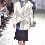 Joomi Ha, BA Fashion Knitwear (photo: catwalking.com)