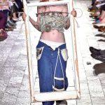 Matthew Needham, BA Fashion Womenswear (photo: catwalking.com)