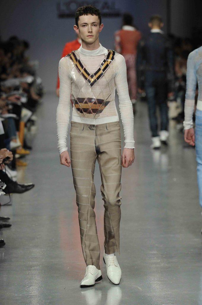 Stefan Cooke, MA Fashion