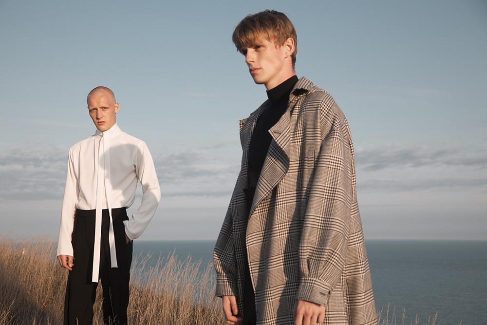 Fashion Design: Lukas Neo, Photography: Wanda Martin, Film: Babis Petridis, Styling: Effie V., Beauty: Grace Sinnott, Models: Joseph Kinsella / Models1 and Jack Dalby / Elite