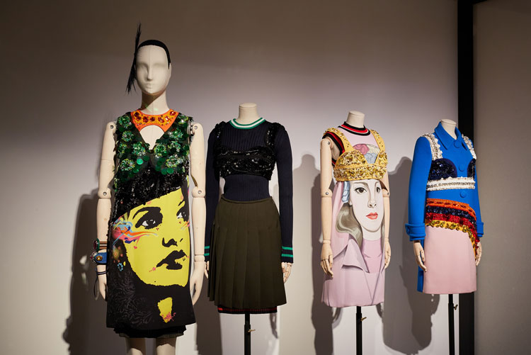 The Vulgar: Fashion Redefined Barbican Art Gallery 13 October 2016 – 5 February 2017 © Michael Bowles / Getty Images