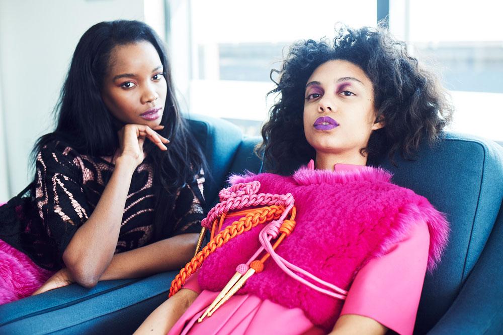 Photography: Silvia Dee. Hair & Make-up: Katrina Grey