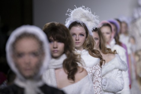 Not a girl, not yet a woman – Ryan Lo presents his first solo runway show