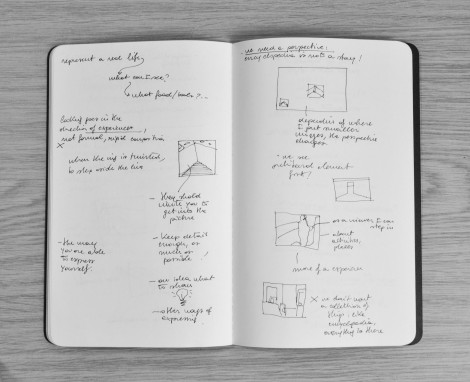 Jan Van Toorn workshop, 2015. Image credit: Matteo Bisato.