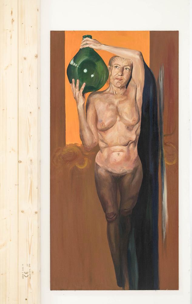 Elisa's painting.