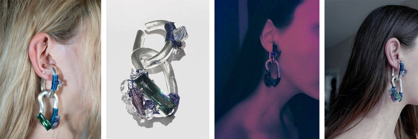 Albane de Mauduit, Year 3 BA Fashion Jewellery