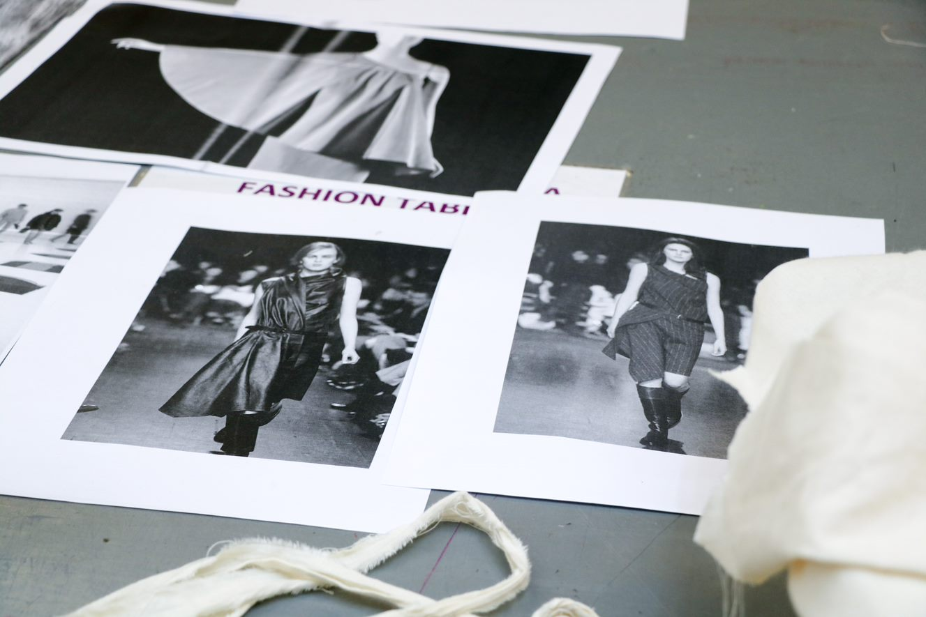 How To Design A Couture Collection