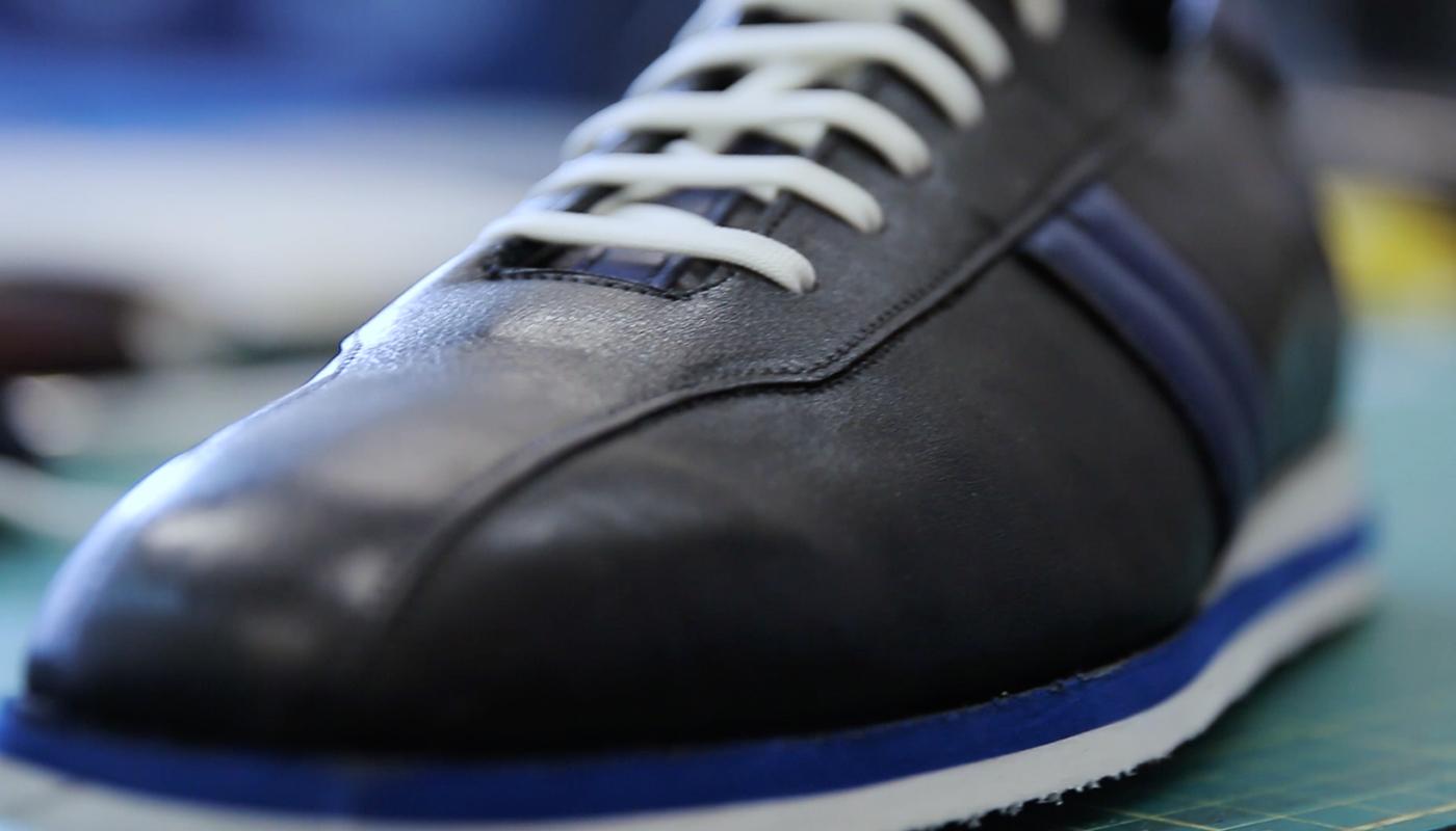 Shoe Making: Sneakers