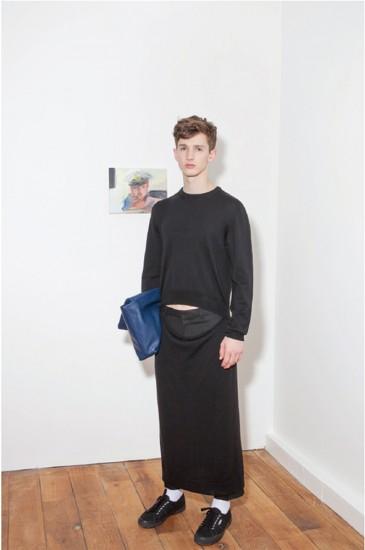 AW 14/15 'Pieter' by Sebastiaan Groenen, BA (Hons) Bespoke Tailoring 2012