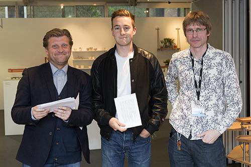 Prize winners 14 Mikey Merkenschlager