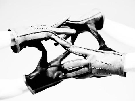 UNIT II : M1 gloves by Ian J Waller