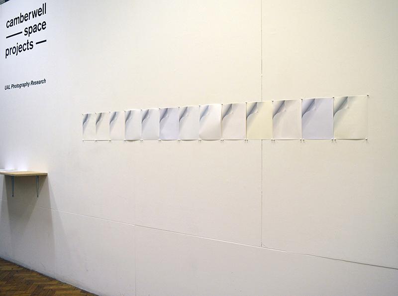 Duncan Wooldridge, 'On Paper (freedesignfile.com; Shashin Kosha, Tokyo; Janpanese size 6)' 2016, inkjet and digital C-type prints on 13 different papers