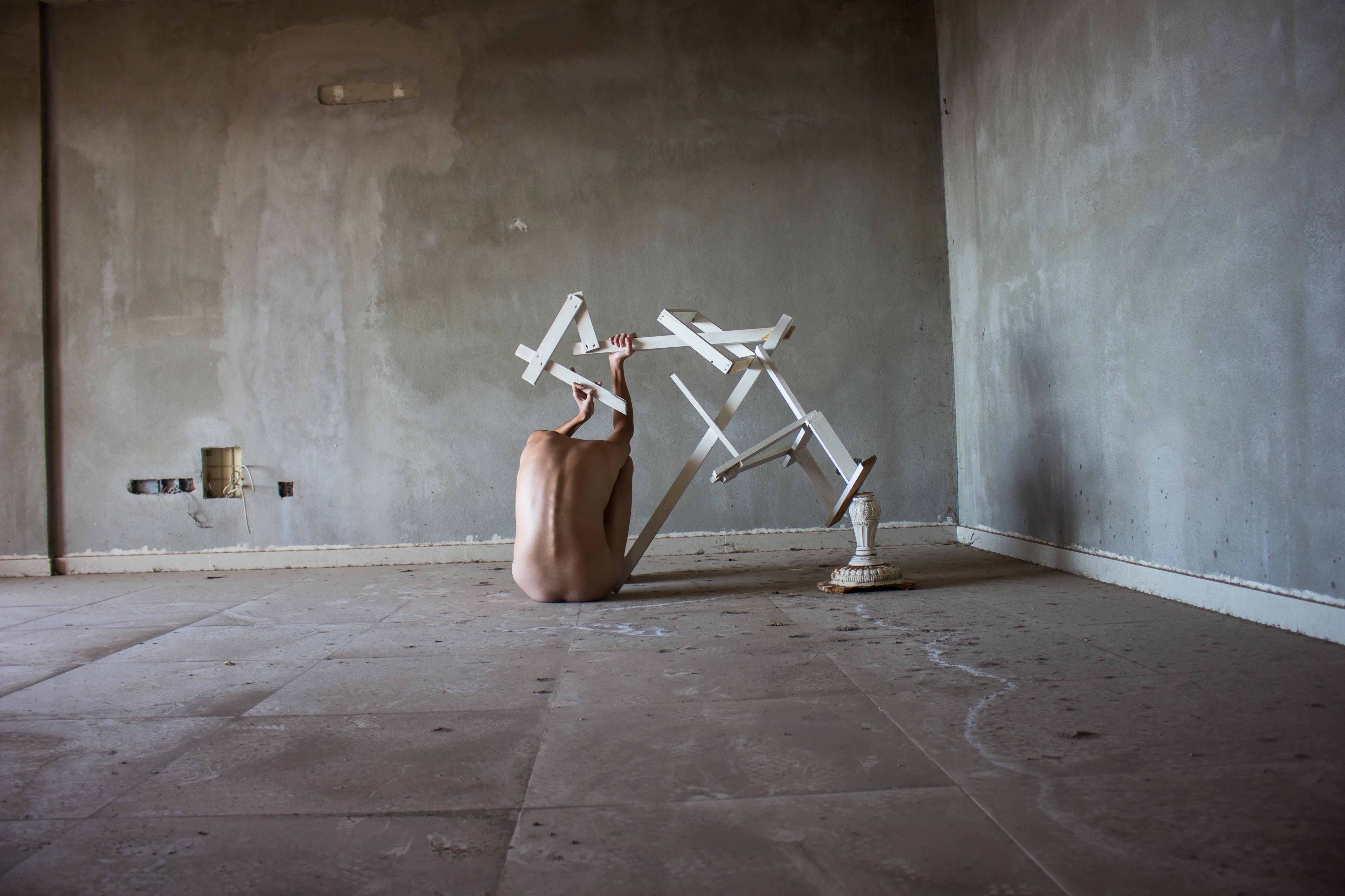 Sculptural composition, Anthi Evangelou