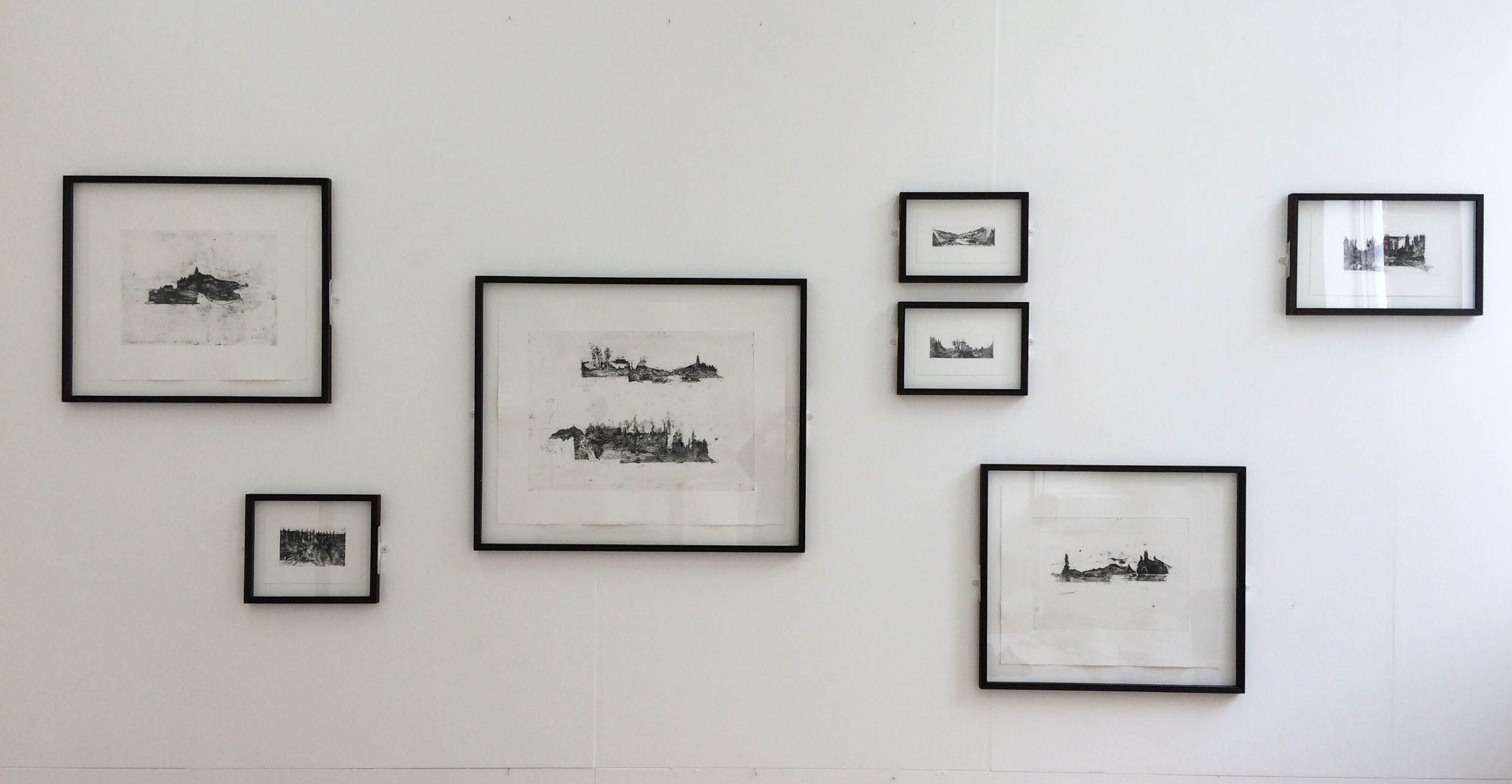 Minami's work on display