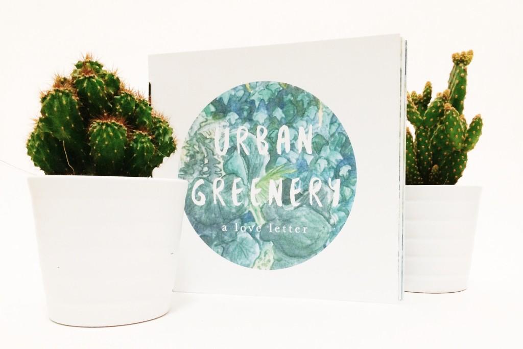 Hannah Bottino Urban Greenery work