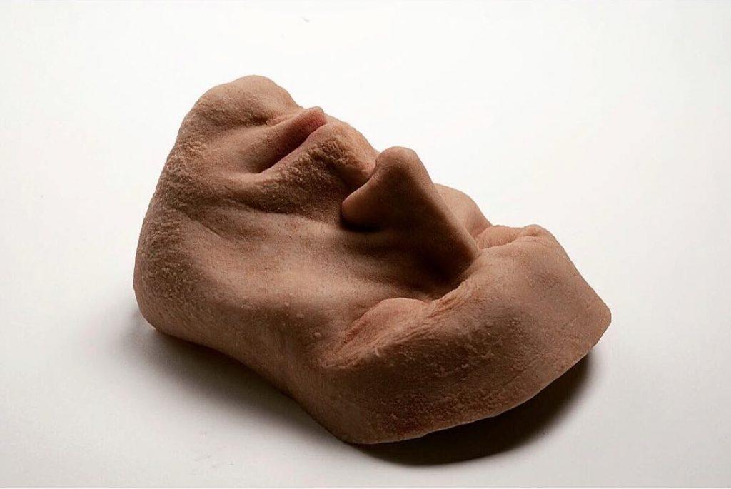 Untitled 2017 [William], Mixed Media Sculpture