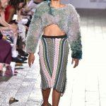 Sarah Ansah, BA Fashion Knitwear (photo: catwalking.com)