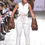 Johanna-Maria Parv, BA Fashion Womenswear (photo: catwalking.com)