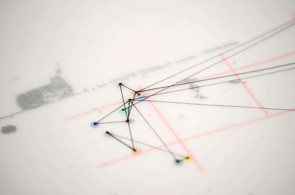 Flight Drawing Interpretations: LCF x The National Gallery 2013