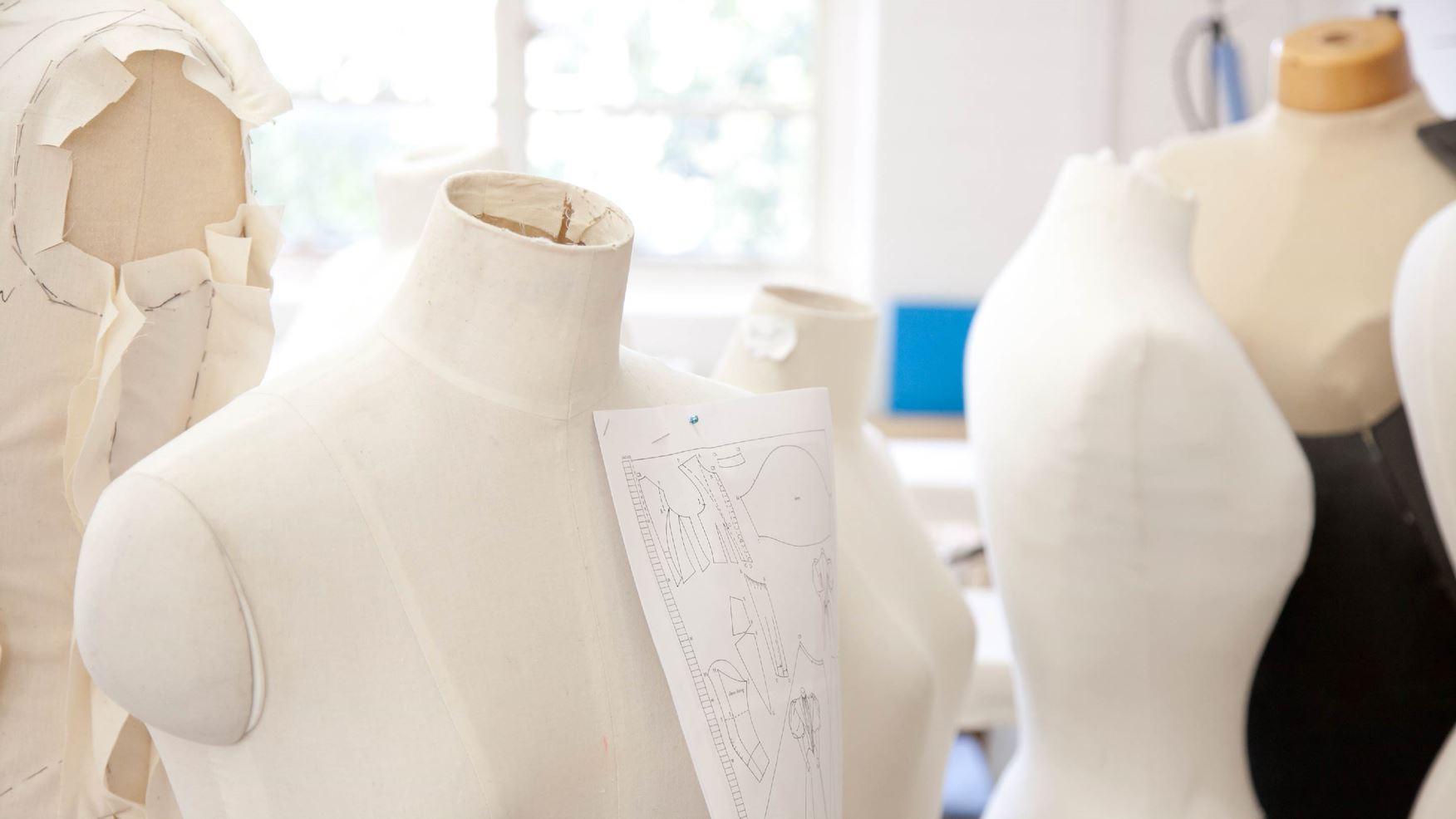 Draping Womenswear Design (Online)