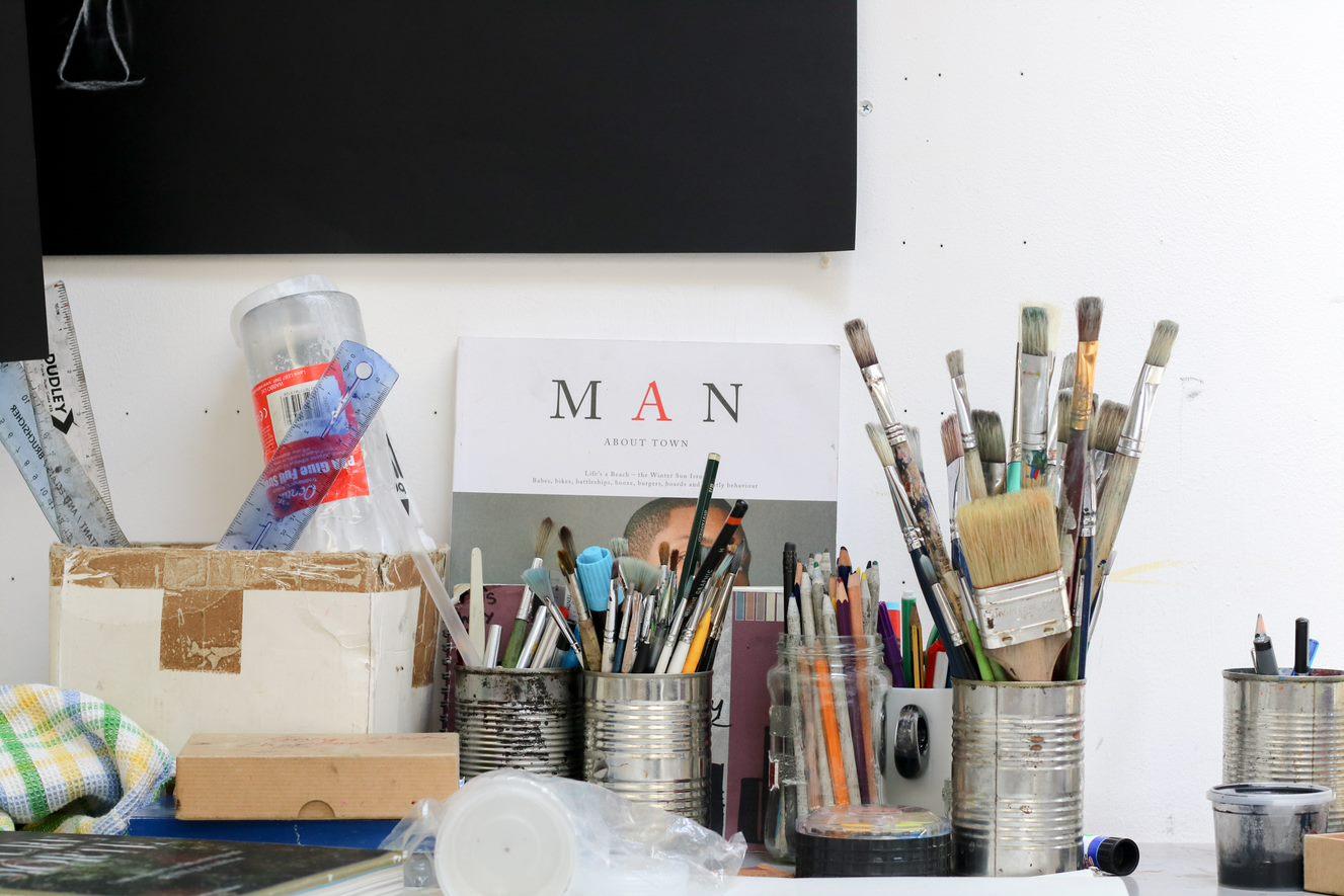 Portfolio Preparation For Foundation - Graphic Design