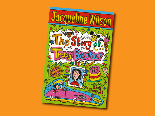 tracy beaker cover
