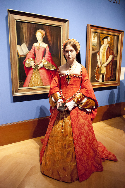 Costume Parade 'In Fine Style' at the Queens Gallery, Buckingham Palace, Photo: Belinda Lawley