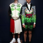 Work from MA Fashion Design Technology Menswear alumna Na Di