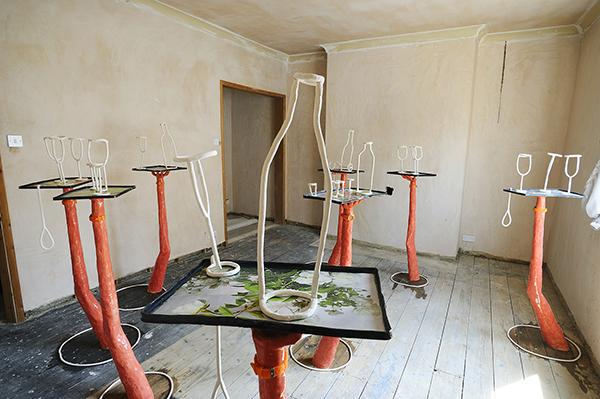 Emma Hart sculptures