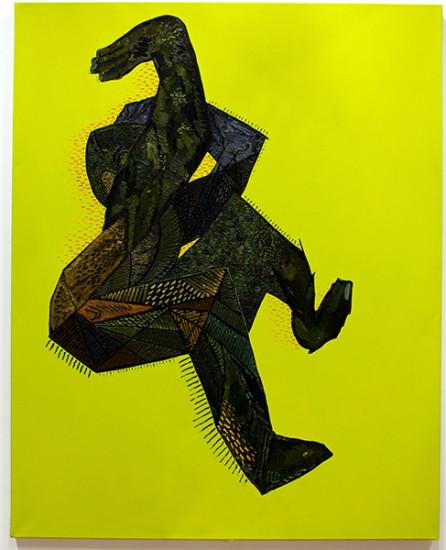 Miroslav Pomichal, Green Figure