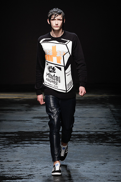 Christopher Shannon Look 1