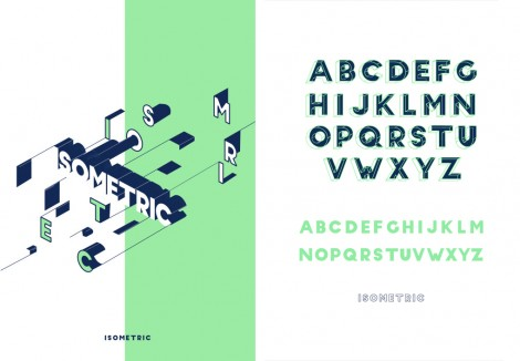 'Isometric' by Sofia Haggstroem