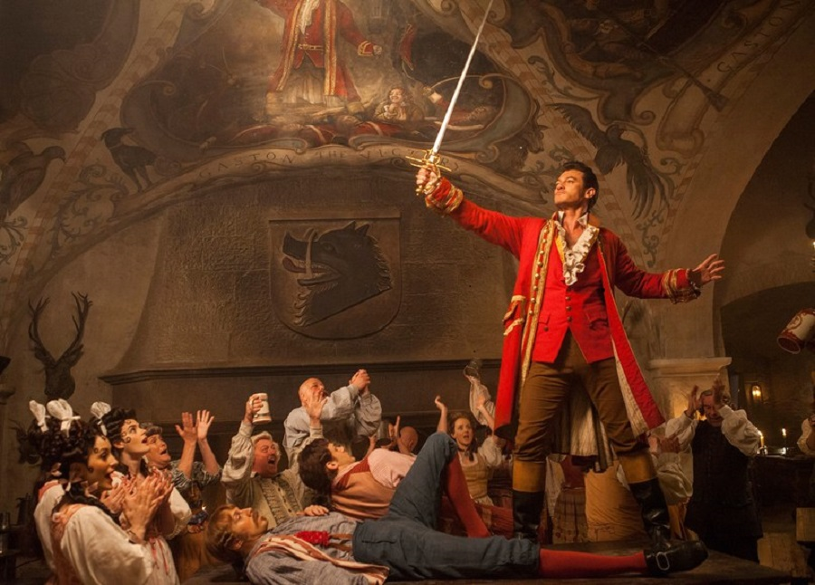 Still from Beauty and the Beast (Image courtesy of Disney)