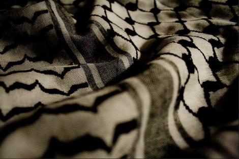 Keffiyeh by Rami Arafat