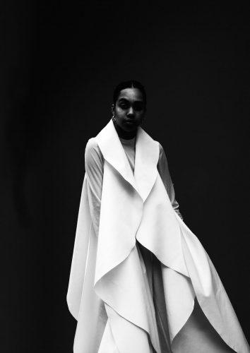 BA (Hons) Fashion Design Technology: Womenswear graduate Alexander Hammarström for LCF BA17.