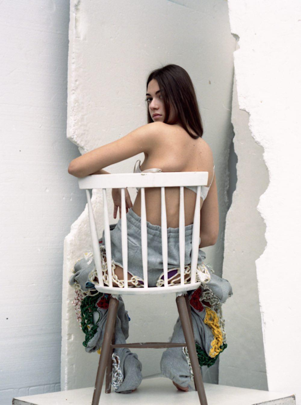LCF BA17 work by BA (Hons) Fashion Photography student Federica Mungo.