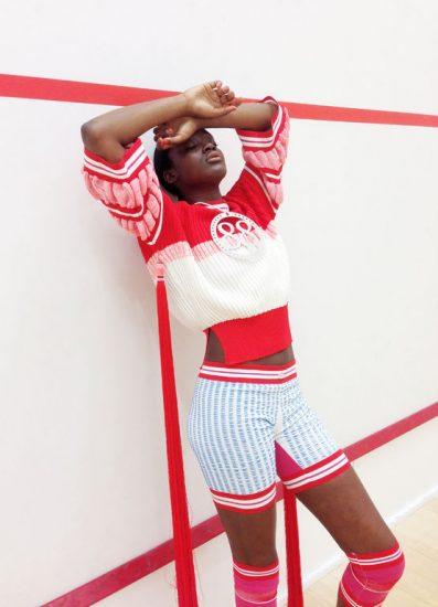 Image by BA (Hons) Fashion Textiles student Yasmin Ruia