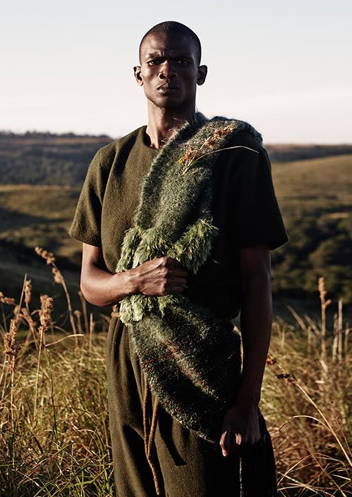 Lukhanyo Mdingi AW16 collection