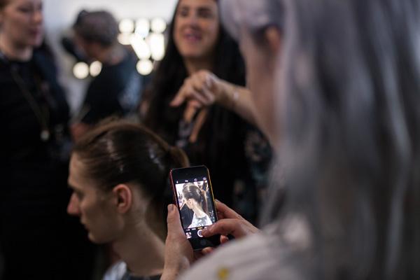 John Vial and Salon Sloane Hair