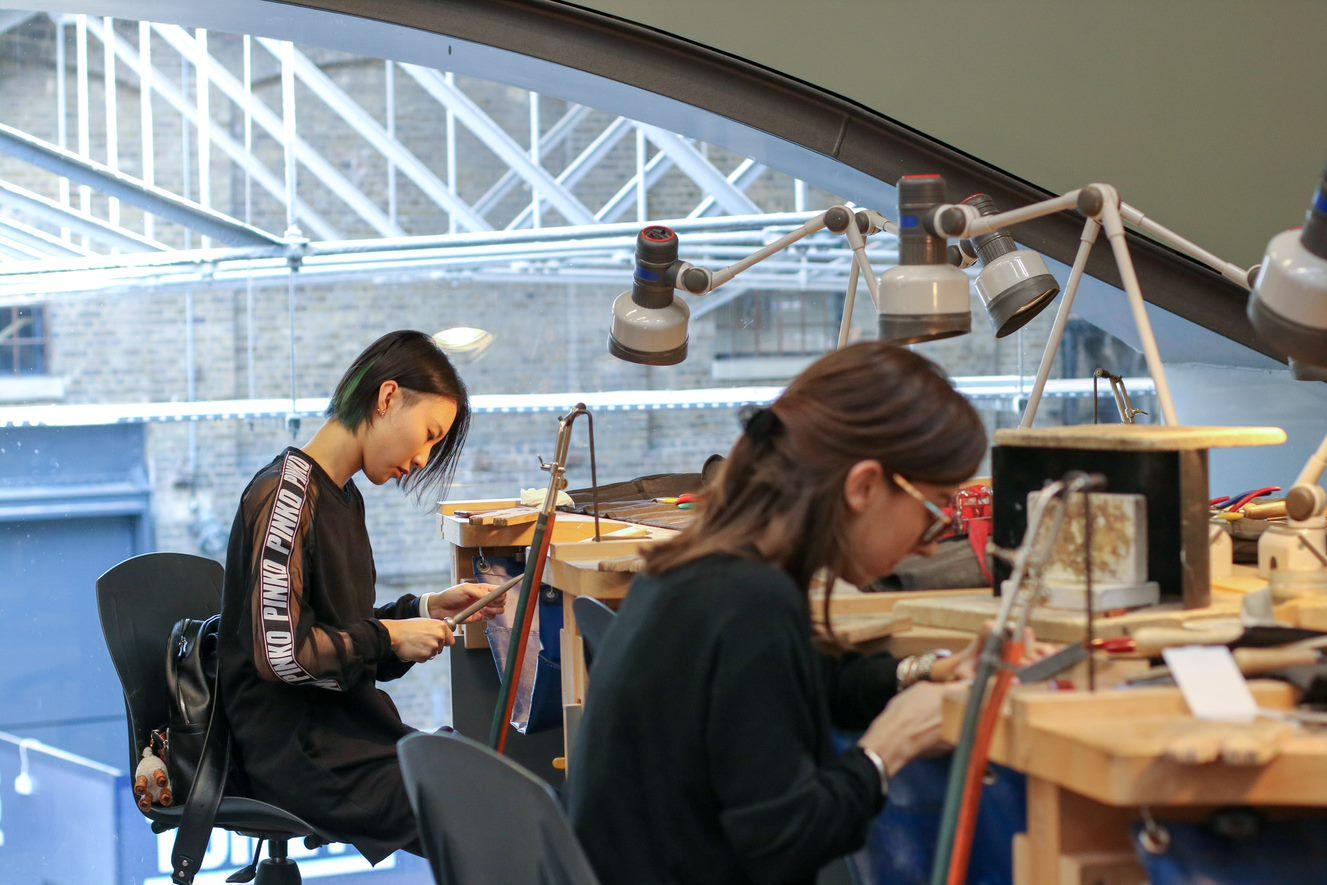 Soldering Masterclass: Jewellery (Weekend)