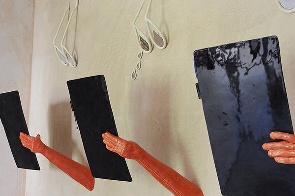 Emma Hart installation