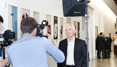 Walsh interviewed